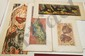 Lot of Four Woodblock Prints