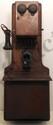 DeVeau 2 Box Wall Telephone Circa 1890's