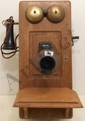 Western Electric Long Case Wall Phone Circa 1910's