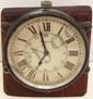 Longines Vintage Auto Dash Hand Wind Clock