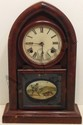 Waterbury Beehive  Shelf Clock