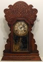 Welch Gingerbread Mantel Clock