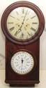 Lewis Perpetual Calendar Clock