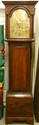 Mitchell & Sons Mahogany Longcase Grandfather Clock