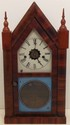 Waterbury Steeple Mantel Alarm Clock