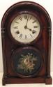 Atkins Regulator Mantel Clock