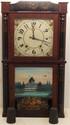 Elisha Hotchkiss Ogee Clock
