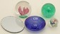 Lot of Four Art Glass Paperweights #8
