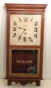 Antique Sessions Regulator Wall Clock