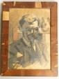 Marsden Hartley Drawing of Alfred Stieglitz