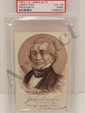 James Polk President Card