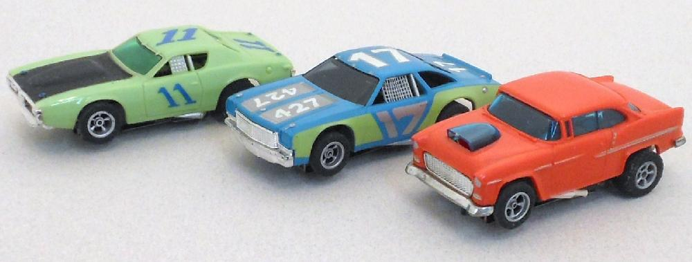 Vintage AFX HO Slot Cars