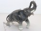 Vintage German Porcelain Elephant