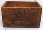 Vintage Winchester Wood Shipping Crate
