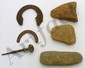 Lot of Excavated Artifacts From Chester Co. PA