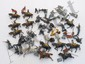 Lot of Vintage Jo Hill Co England Die Cast Soldiers