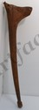 Folk Art Figural Handle Walking Stick