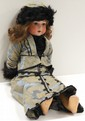 Armand Marseille German Bisque Head Doll 20