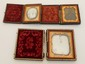 Lot of 3 Ambrotypes/Dagguerotypes w/ Cases
