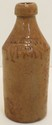 Antique F. McKinney's Mead Bottle RARE