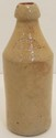 Antique G.S. Twitchell Stoneware Beer Bottle