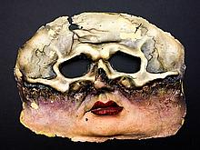FACIAL APPLIANCE FROM MICHAEL JACKSONS GHOSTS VIDEO