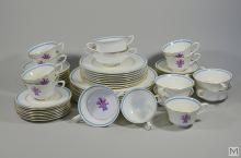 Vintage 55 Piece Royal Worcester Dinner Service