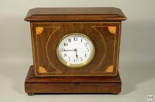 C.1910 Japy Freres Mantle Clock Eight Day