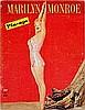 Marilyn Monroe Pin-Ups' Rare Magazine, 1953