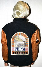 33rd Grammy Awards. A 1991 official Grammy Awards Jacket