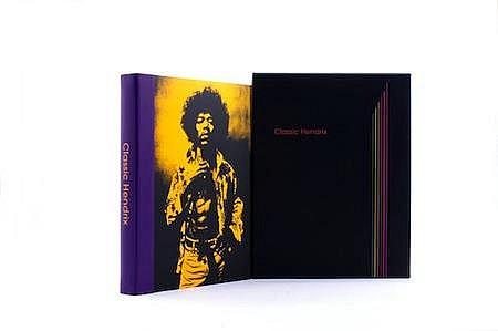 Classic Hendrix Genesis Publication