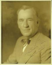 Poet EDGAR GUEST -Photograph Signed