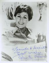 Operatic Soprano ROBERTA PETERS - Photo Signed