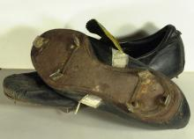 Red Sox CARL YASTRZEMSKI - His Game Used Cleats
