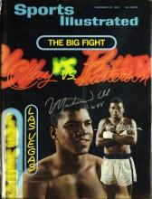MUHAMMAD ALI & FLOYD PATTERSON - SI Signed Both