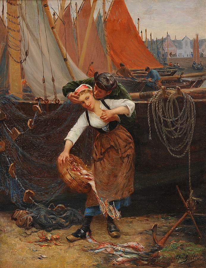 Alfred GUILLOU (1844-1923)