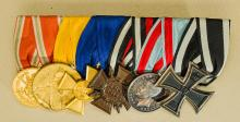 Imperial Six Piece Medal Bar.