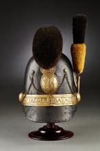 Bavarian Enlisted Helmet 1st Jaeger Battalion 1808-1818.