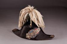 Bavarian General's Hat Model 1873.