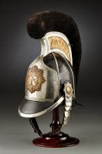 Hanseatic Enlisted Helmet for Cavalry Division 1834.