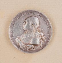 Frederic William II. Commemorative Medal.