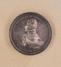 Frederic-Wilhelm III Commemorative Medal.
