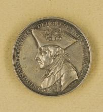 Frederick The Great Commemorative Medal.