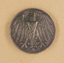 WWII Life Saving Non Portable Medal.