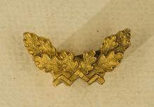 WWII Military Long Service Ribbon Device.