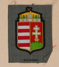WWII Hungarian Volunteer Patch.