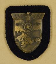 WWII Navy Krim Shield.