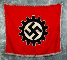 Third Reich DAF Flag.