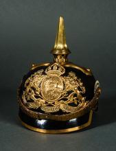 Imperial Bavarian Spiked Helmet.