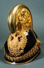 Imperial Austrian Dragoon Parade Helmet.